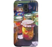 Pickles and Jellies Samsung Galaxy Case/Skin