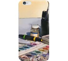 Art Tools of the Trade iPhone Case/Skin