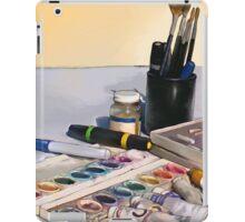 Art Tools of the Trade iPad Case/Skin