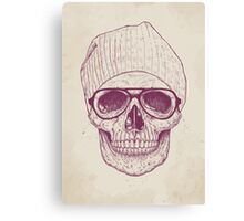 Cool skull Canvas Print