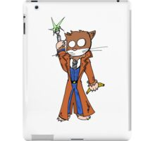 Doctor cat iPad Case/Skin
