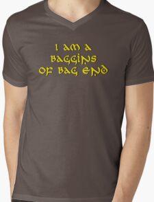 Baggins Mens V-Neck T-Shirt