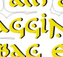 Baggins Sticker