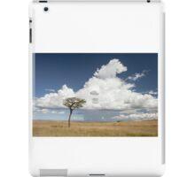 Mara Plains iPad Case/Skin