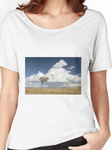 Mara Plains Women's Relaxed Fit T-Shirt