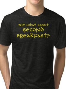 Second Breakfast Tri-blend T-Shirt
