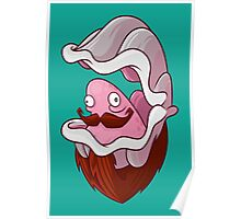 Pearl Of A Beard Poster