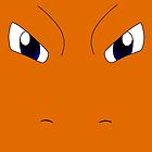 Charizard (#006) by iamthevale
