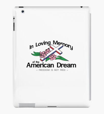 MEMORIAL iPad Case/Skin