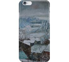 snow in houroy iPhone Case/Skin
