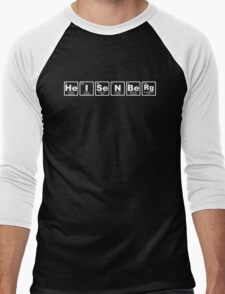 Heisenberg - Periodic Table Men's Baseball ¾ T-Shirt