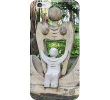 Vietnamese sculpture iPhone Case/Skin