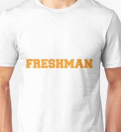 Freshman Unisex T-Shirt