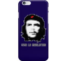 Viva la resolution.. iPhone Case/Skin