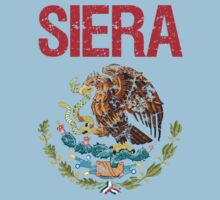 Siera Surname Mexican Kids Clothes