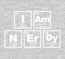I Am Nerdy - Periodic Table One Piece - Long Sleeve