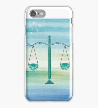 Libra iPhone Case/Skin