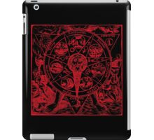 Medieval Alchemy  iPad Case/Skin