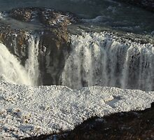 Gulfoss Waterfall by karina5