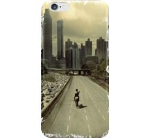 The Walking Dead Atlanta iPhone Case/Skin
