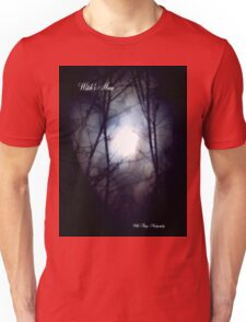 Witch's Moon Unisex T-Shirt