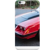 Stang iPhone Case/Skin