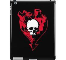 Heart and Skull iPad Case/Skin