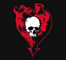Heart and Skull Unisex T-Shirt