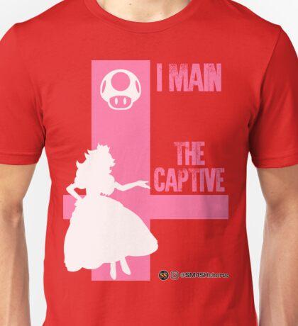 The Captive (White) Unisex T-Shirt