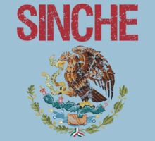 Sinche Surname Mexican Kids Clothes