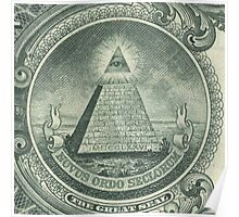 Illuminati and Biscuits Poster