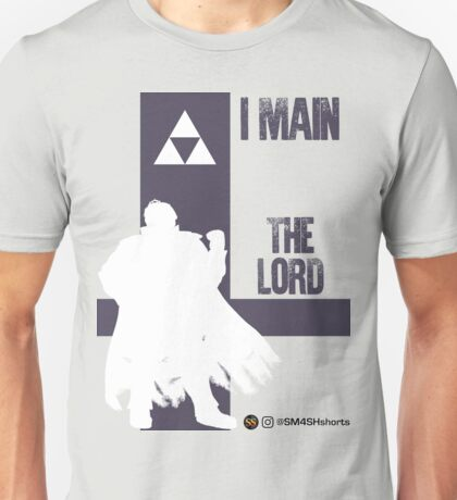 The Lord (White) Unisex T-Shirt