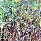 Undulating Wood by Regina Valluzzi