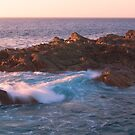 Sunset at Canal Rocks by Darryl Beer