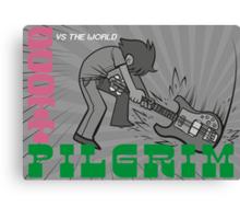 Scott Pigrim vs The Clash Canvas Print
