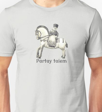 Party Time Unisex T-Shirt