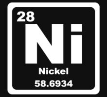 Ni - Periodic Table by graphix