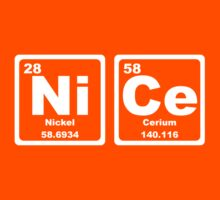 Nice - Periodic Table Kids Clothes
