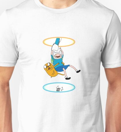 Portal Time! Unisex T-Shirt