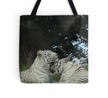 Quite Fond Of You Actually Tote Bag