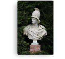 Bust of Alexander the Great Canvas Print