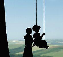 Childhood Dreams, Push Me by John Edwards
