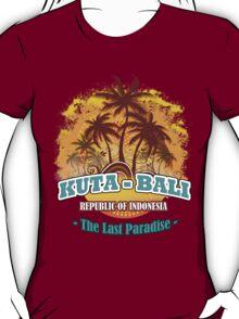 Kuta-Bali The Last Paradise T-Shirt