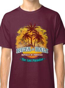 Kuta-Bali The Last Paradise Classic T-Shirt