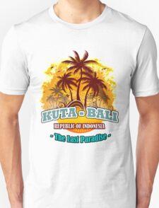 Kuta-Bali The Last Paradise Unisex T-Shirt