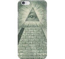 Illuminati and Biscuits iPhone Case/Skin