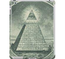 Illuminati and Biscuits iPad Case/Skin