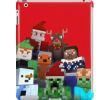Christmas in MINE iPad Case/Skin