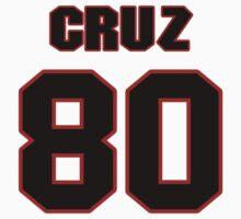 NFL Player Victor Cruz eighty 80 by imsport