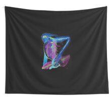 WDV - 100 - Luminous Bones Wall Tapestry